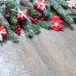 Christmas background — Stock Photo #56921207
