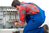 Technician at the work — Stock Photo