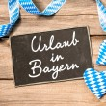 Постер, плакат: Holidays in Bavaria
