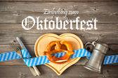 Background for Oktoberfest — Stock Photo