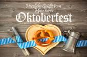 Sfondo per l'oktoberfest — Foto Stock
