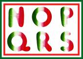 Italian alphabet 3 — Vettoriale Stock