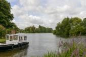 River Thames bends near Wargrave — Stock Photo