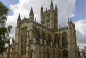 Abbey Church, Bath — Stock Photo
