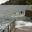 Rising tide at Ilfracombe, Devon — Stock Photo #57752125