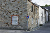 Old houses,  Bodmin , Cornwall — Stock Photo