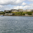 Royal Citadel and light house, Plymouth — Stock Photo #61176625