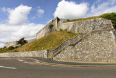 Royal Citadel, Plymouth — Stock Photo