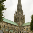 Cathedral bell-tower , Chichester — Stock Photo #62693479