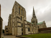 Cathedral from south west, Chichester — Stock Photo