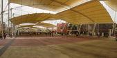 Decumano walk, EXPO 2015 Milan — Foto de Stock