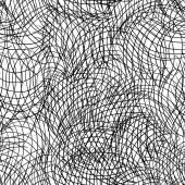 Vektor striche effekt nahtlose muster — Stockvektor
