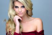 Pretty Woman HF — Stock Photo
