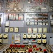 Control room of an power generation plant — Stock Photo #68455735