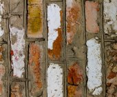 Abstract background with a brick textures — Stock Photo