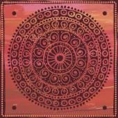Hand drawn  vintage mandala  in indian style — Stok Vektör