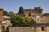 Castle of gradara — Stock Photo