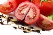 Tomate vermelho — Fotografia Stock