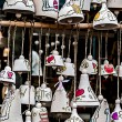 Ceramic bell hanging 1 — Stock Photo #55223011