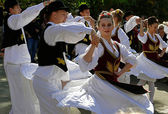Serbian Dance 3 — Stock Photo