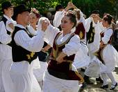 Serbian Dance 4 — Stock Photo