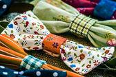 Cheerful bowties — Stock Photo