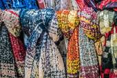 Multicolored wool Neckwear 3 — Stock Photo