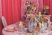 Arrangement for a romantic dinner 8 — Photo