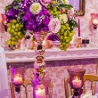 Arrangement for the wedding dinner party-19 — Stock Photo #64052741