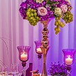 Arrangement for the wedding dinner party-20 — Stock Photo #64057653