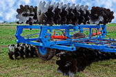 Agricultural equipment. Detail 198 — Stock Photo