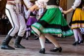 Czech dancers 3 — Stock Photo