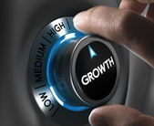 Business Growth Concept — Stock Photo