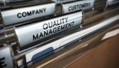 Quality Management System — Stock Photo