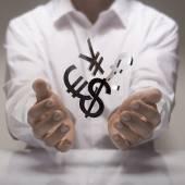 Invest Concept — Stock Photo