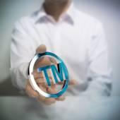 Trademark — Stock Photo