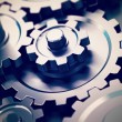 Gears Background — Stock Photo #59005709