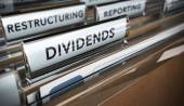 Dividends — Stock Photo