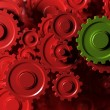 Gears Background — Stock Photo #71472605