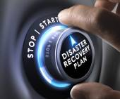 Disaster Recovery Plan - DRP — Stock Photo