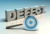 TQM - Zero Defect — Stock Photo
