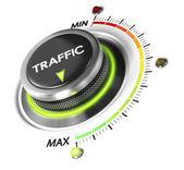 Generate More Web Traffic — Stock Photo