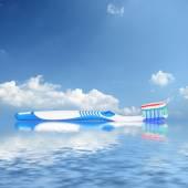 Toothbrush — Stock Photo