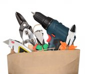 Work tools — Stock Photo