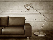 3d-interieur — Stockfoto
