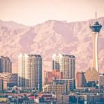 Vintage Las Vegas Skyline — Stock Photo #52799269