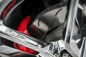 Super Car Brakes — Stock Photo