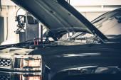 Dead Car Battery — Stock Photo