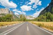 Yosemite Trip — Stock Photo