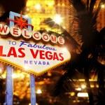 Hot Night in Las Vegas — Stock Photo #62108085